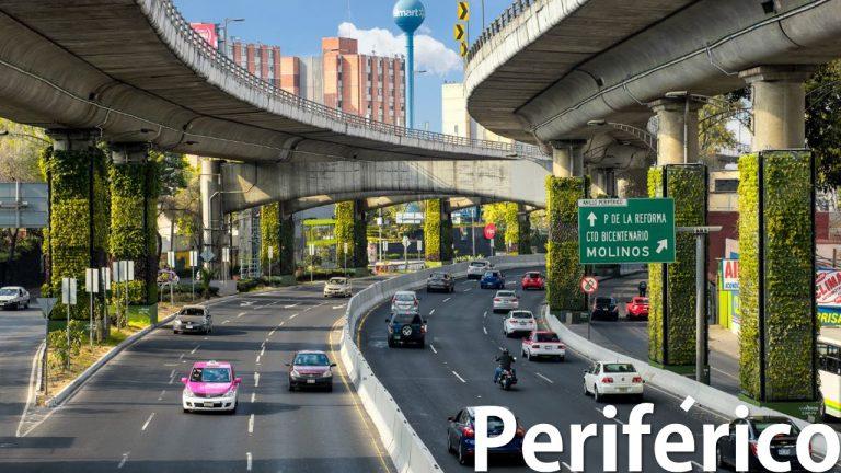 Ruta de manejo Periférico (Cursos en vías rápidas México)