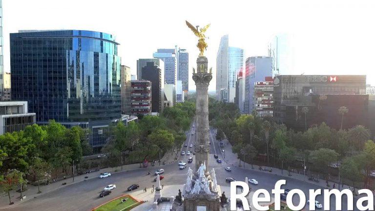 Ruta de manejo Reforma (Cursos en vías rápidas México)