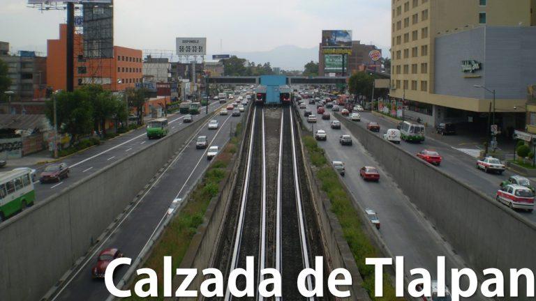 Ruta de manejo Calzada de Tlalpan (Cursos en vías rápidas México)
