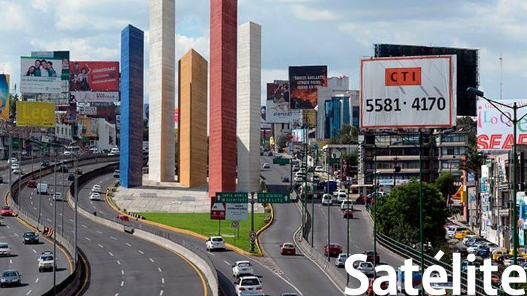 Ruta de manejo Satélite (Cursos en vías rápidas México)